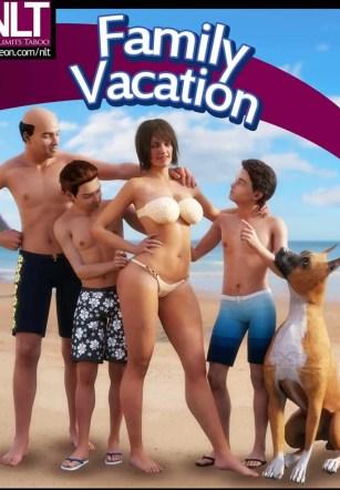 วันสุขสันต์ของครอบครัว – Family Vacation